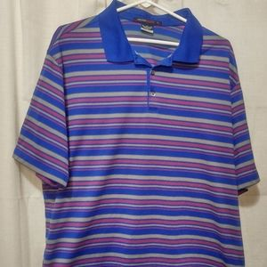 Tiger Woods collection Nike Dri fit Size XL